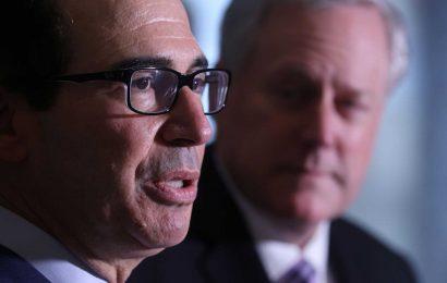 Treasury yields climb on renewed stimulus optimism