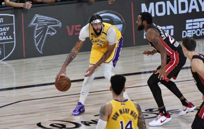 Lakers-Heat Game 1 reportedly attracts lowest NBA Finals viewership since 1994