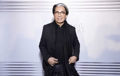 French-Japanese designer Kenzo Takada dies from Covid-19