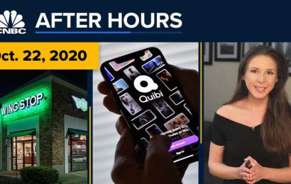 Why Quibi shut down after fighting the streaming wars for only six months: CNBC After Hours