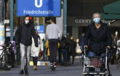 Germany and France prepare new lockdowns as Covid sweeps Europe