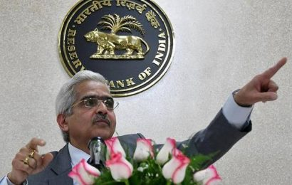 RBI Governor Shaktikanta Das tries tough love with bond market