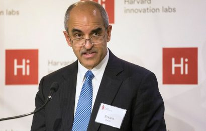 Srikant Datar, 2nd Indian to be named Dean of Harvard Business School