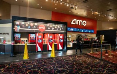 AMC Soars After New York Moves to Lift Restrictions on Theaters