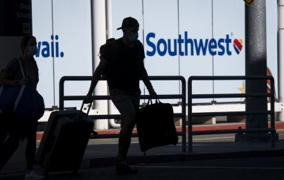 Airlines Face Winter Survival Test on Recovery Delayed by Virus