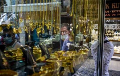 Turkey's Trade Gap More Than Doubles in Size on Gold Imports