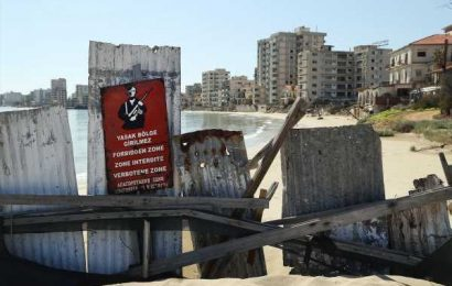 Turkey Pressed by EU to Halt Reopening of Cypriot Ghost Town