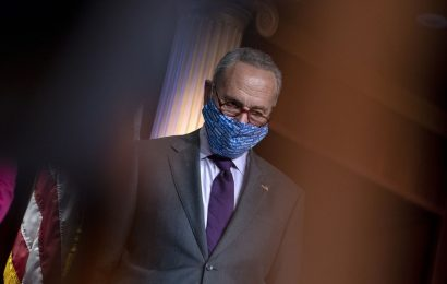 Schumer Says It's Unsafe to Hold Supreme Court Senate Hearings