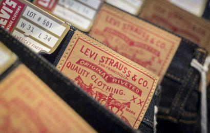 Levi Surges After Profit, Sales Top Analysts' Downbeat Views