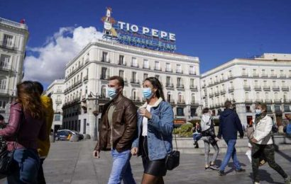 It's Spain, Not Italy, That European Investors Are Worried About
