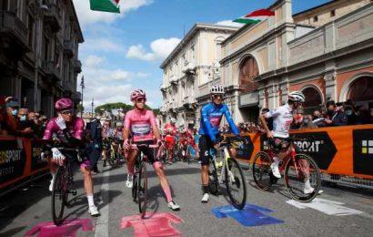 Giro D'Italia Cycling Race Thrown Into Chaos By Coronavirus