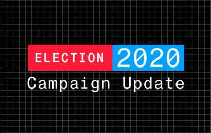 Biden, Trump Will Be Muted During Debate: Campaign Update