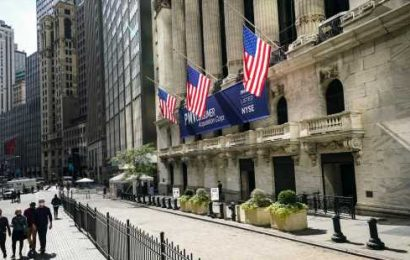 Stocks drop after Trump tweets stimulus talks are over