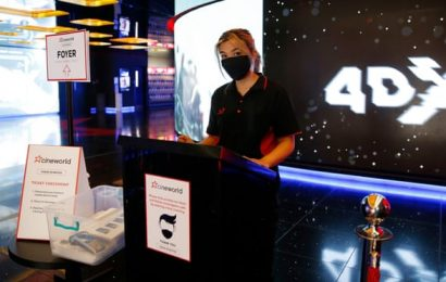 Cineworld chief: government scheme won't save 5,500 jobs