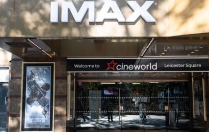 How the Cineworld closures could turn leisure parks into a disaster movie