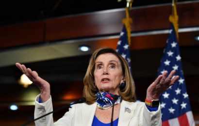 Democrats outraged as Trump halts Covid stimulus talks until after election