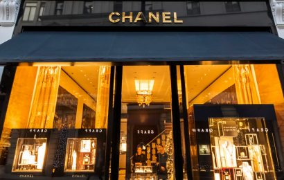 Chanel is reportedly buying its flagship London store from landlords for about $402 million, 30% above asking price