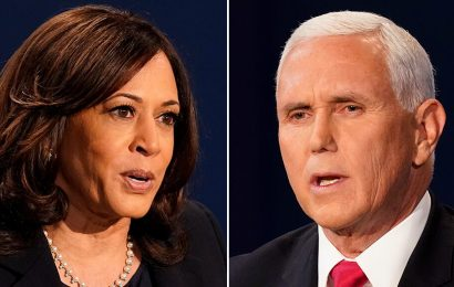 Washington Post's Megan McArdle knocks gender defense of Harris: 'Pence is actually a good debater,' she 'is… not'
