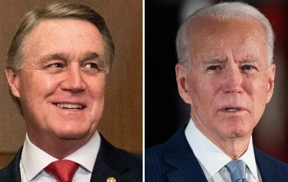GOP senator, Biden both mispronounce 'Kamala' — but media bash only the Republican