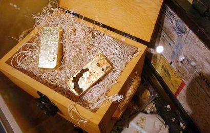 Short Sellers Pull Back on Gold-Mining Stocks