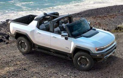 SEE IT: Electric GMC HUMMER EV 'Supertruck' revealed