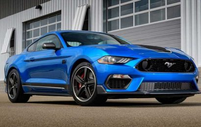 2021 Ford Mustang Mach 1: Here's how much it costs