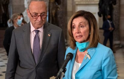 Pelosi, Schumer mum on court packing as Biden refuses to give stance