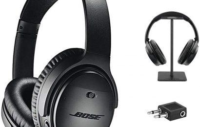 Bose QuietComfort Wireless Headphones – lowest ever price for Black Friday