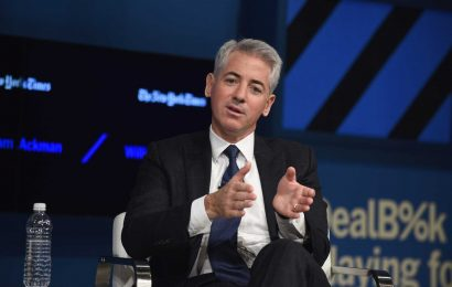 Bill Ackman just made another massive bet on a new COVID-19 surge