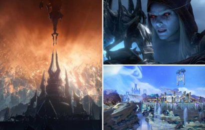 WoW Shadowlands out TODAY – start time, new graphics & is Sylvanas evil?