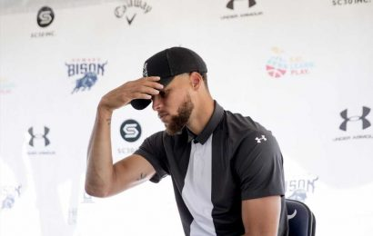 NBA's Steph Curry to create new brand with Under Armour