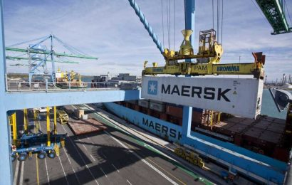 World's largest shipping firm reports faster-than-expected third-quarter rebound