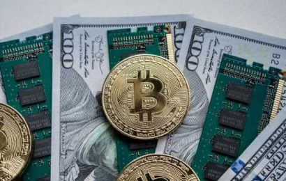 Bitcoin breaks above $16,000 for the first time since January 2018