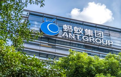 Ant Group's record $34.5 billion IPO in Shanghai and Hong Kong suspended