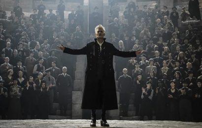Johnny Depp exits 'Fantastic Beasts' franchise, Warner Bros. will recast