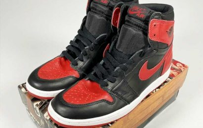 EBay touts sale of rare Air Jordan sneakers as it looks to solidify its place with collectors