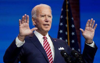 Biden team denies president-elect wants Democrats to accept smaller relief deal