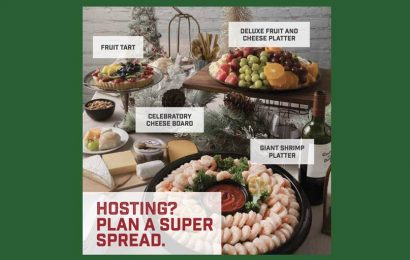 Grocery chain apologizes after releasing 'super spread' ad for Thanksgiving