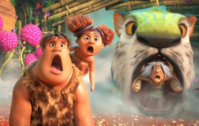 'The Croods: A New Age' has a solid voice cast but its story is 'hyperactive' and 'uninspired,' critics say