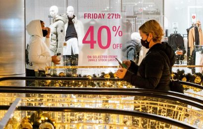 Black Friday may have undergone a 'fundamental change' due to the coronavirus pandemic