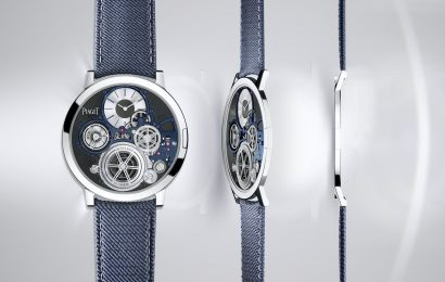 The Best Watch of the Year Is Also the Thinnest