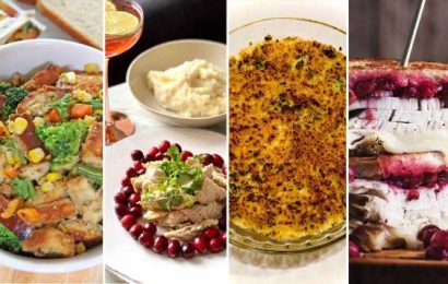 Chefs ShareLast-MinuteTips for a Spontaneous Thanksgiving Meal