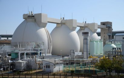 Japan Eyes Replacing Oil With Hydrogen Amid Carbon Neutral Push