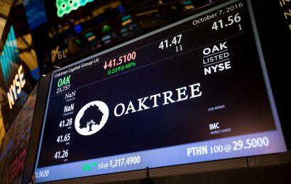 Oaktree, Reef Technology Launch $300 Million Property Fund
