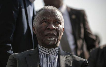 South Africa's Economic Blueprint Lacks Funding Details, Mbeki Says