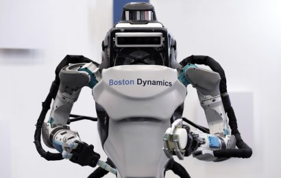 SoftBank Isin Talks to Sell Robot Maker Boston Dynamics to Hyundai