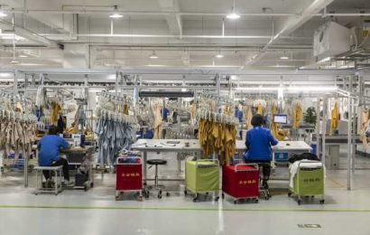 Alibaba's Secret Three-Year Experiment to Reinvent the Factory