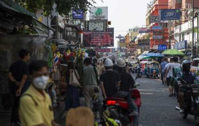 Top Thai Distressed Asset Firm Braces for Difficult Year Ahead