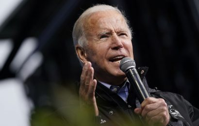 Biden Scoffs at Trump's Refusal to Concede as an 'Embarrassment'