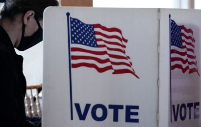 DHS says voting machine problems in Georgia, NY, Missouri aren't cyberattacks